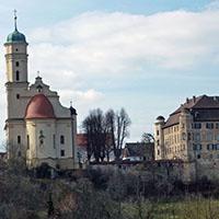 Warum Hohenstadt eine so große Kirche hat
