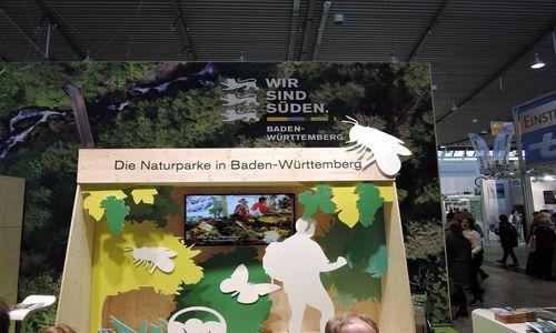 170116 CMT NPSFW 52 Die Großschutzgebiete auf der CMT in Stuttgart