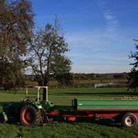 Landschaft und Landwirtschaft im Wandel der Zeit