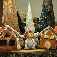 Geschichten im Weihnachtswald