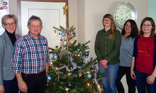 171218 NPGS Weihnachtsessen k10 Wir wünschen ein frohes Neues Jahr!