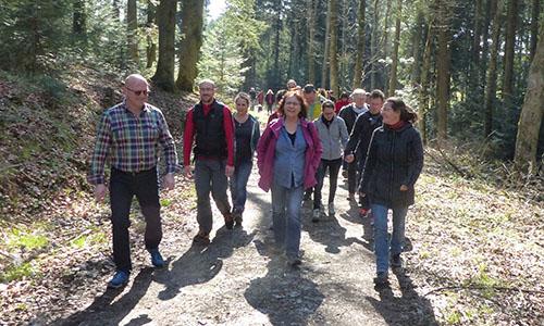 18.04.08 NP aktiv Hieber2 Naturpark aktiv: Mühlen   Mythen   Maultaschen