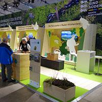 Großschutzgebiete Baden-Württemberg auf der CMT 2020 in Stuttgart