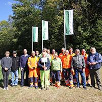 """Gemeinden auf dem Weg zum """"Blühenden Naturpark"""" Schwä-bisch-Fränkischer Wald"""