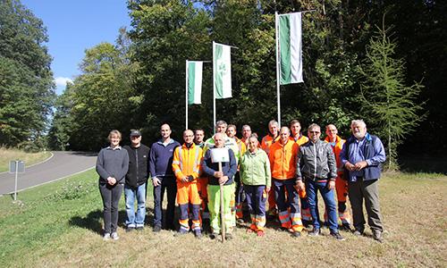 """180925 Bluehender NP Seminar Pflege II 67 Abschluss der ersten Seminarreihe zum """"Blühenden Naturpark"""""""
