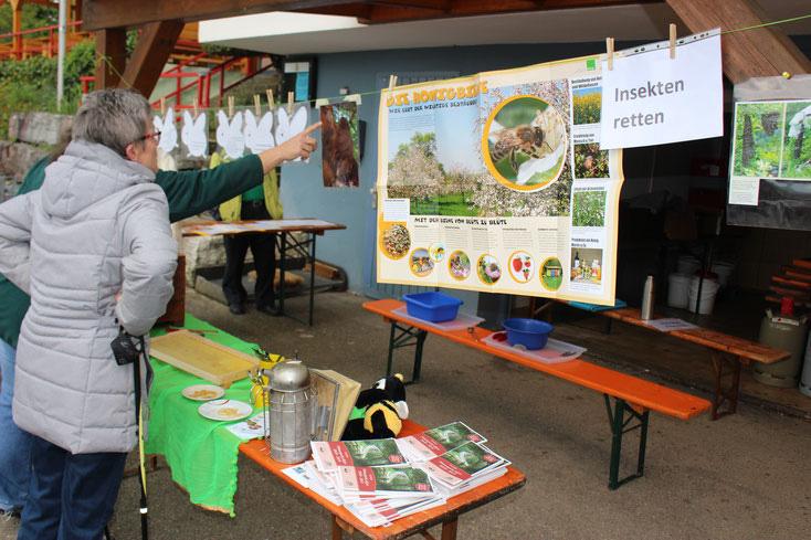 190505 Naturschutztag 10 Blick zurück nach vorn: Naturschutztag 2019