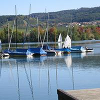 Breitenauer See - Perle des Weinsberger Tals