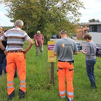"""Projekt """"Blühende Naturparke"""" geht ins dritte Jahr"""
