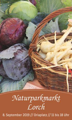 19 NPSFW NPM Lorch Titel LOWRES Naturparkmarkt in Lorch