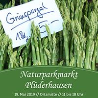 Naturparkmarkt in Plüderhausen