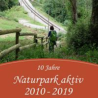 Naturpark aktiv - Mit den Naturparkführern unterwegs