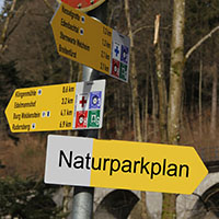 Neuaufstellung des Naturparkplanes 2018