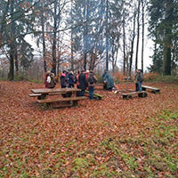 Naturpark aktiv - Start in das neue Jahr