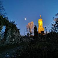 Löwensteiner Bergtour – Rauhnächte-Fackelwanderung