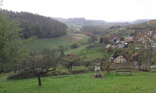 200301 NPaktiv Reiss Naturpark aktiv   Zu den Exklaven Löwensteins