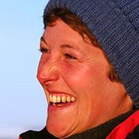 Lisa-Marie Funke, Managerin für Regionalentwicklung im Naturpark
