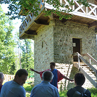 Limeswanderung von Grab nach Murrhardt