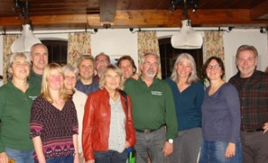 Vorstand und Beirat Verein der Naturparkführer Schwäbisch-Fränkischer Wald e.V.