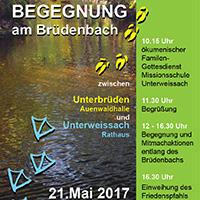2017-Plakat Brüdenbach-Druck