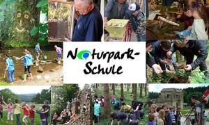 Collage Naturpark-Schulen