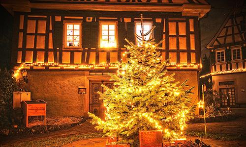 2019 Eschelhof Scheunenweihnacht 1 Erste Scheunenweihnacht auf dem Eschelhof