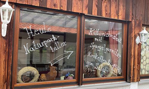 2020 06 17 09.28.46 Regional, luftig und lecker: Gaststätte Schützenhaus Ödernhardt