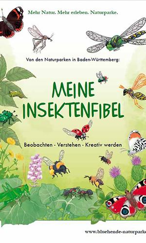 2020 11 Bluehende NPBW Insektenfibel 1 Naturparke veröffentlichen Insektenfibel für Kinder