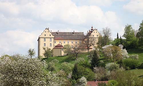 20 NPT Ostalbkreis Schloss Abtsgmünd Untergröningen Hätten Sie´s gewusst?