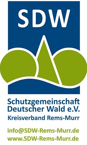 22 SDW Rems Murr Logo Winterliche Wandertour für Singles
