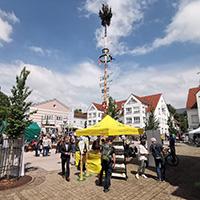 Plüderhausen eröffnet den Reigen der Naturparkmärkte 2019