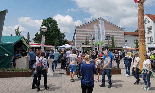 91f5eaa7 13fa 4ccc 95ba e38ffc6b6893 Blick zurück nach vorn: Naturparkmarkt in Plüderhausen