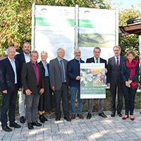 Mitglieder der AG Naturparke / Fotograf: Naturpark Schwarzwald Mitte/Nord
