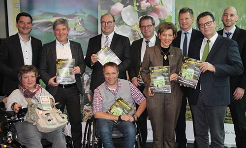 Bild2 AG Naturparke Baden Württemberg 13.01.2020 Gemeinsame Stimme für mehr Gewicht in Öffentlichkeit und Politik