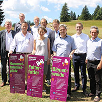 Naturparkarbeit leistet exzellente Regionalentwicklung im Ländlichen Raum