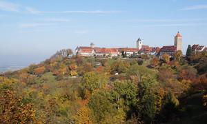 Waldenburger Schloss des Fürsten zu Hohenlohe-Waldenburg