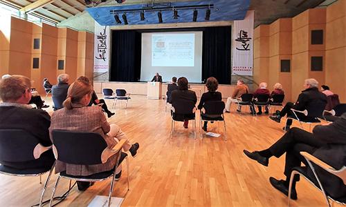 CSM Eroeffnung Erweiterung des Carl Schweizer Museums feierlich eröffnet