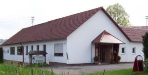 Murrhardt-Kirchenkirnberg Naturparkteller-Gastronom Klaus Dieterich