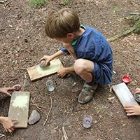 Natur-Erlebniscamp Steinknickle - für große und kleine Entdecker