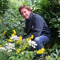 Naturparkführer Frank Schulz