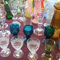 Süddeutscher Glassammlertag in Spiegelberg