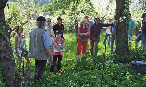 Garten Blick zurück nach vorn: Unsere Naturparkführer berichten