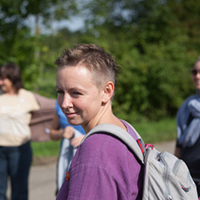 Naturparkführerin Yvonne Grimminger-Müllener