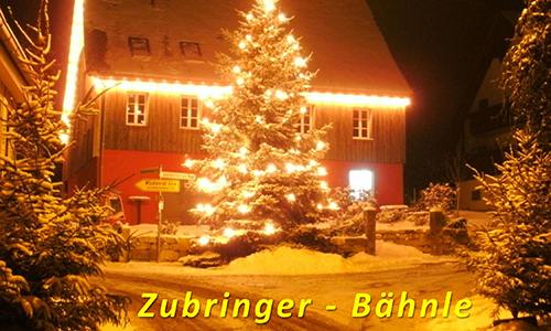"""Grosshoechberg """"Weihnachten  in Großhöchberg"""""""