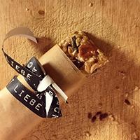 Honig-Müsli-Riegel