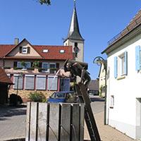 IMG 0954 Die Kommunen im Naturpark   Michelbach am Wald