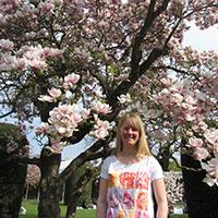 Sandra Kühnle, studierte Agrarbiologin (Landschaftsökologie) und Naturparkführerin