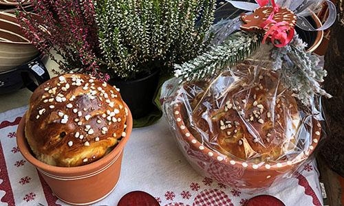 IMG 4258 Ein Hefezopf im Blumentopf