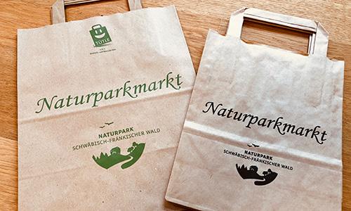 IMG 78881 Ohne Plastik eingepackt   Das Naturparkmarkt Tütle