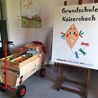 Mobile Waldlabore für Naturparkschulen