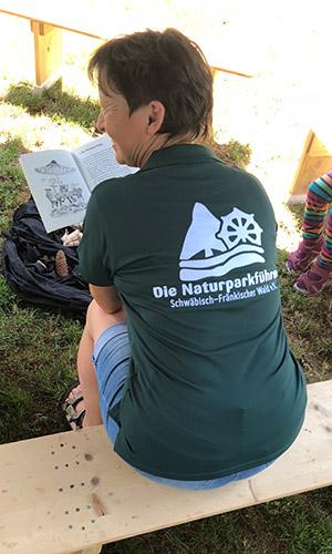 IMG E3112 Spannende Naturentdeckungen mit den NaturparkführerInnen